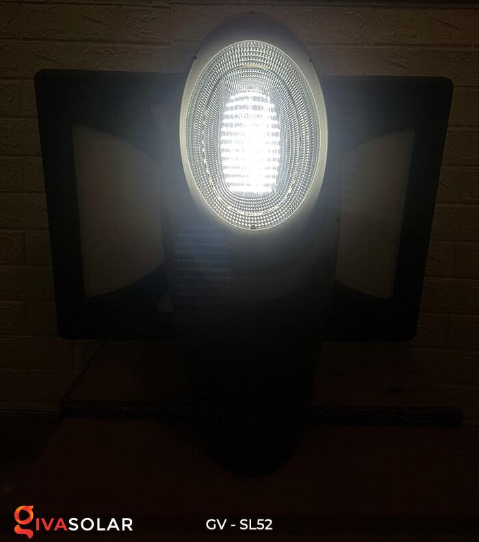 Set đèn đường chạy năng lượng mặt trời GV-SL52 4