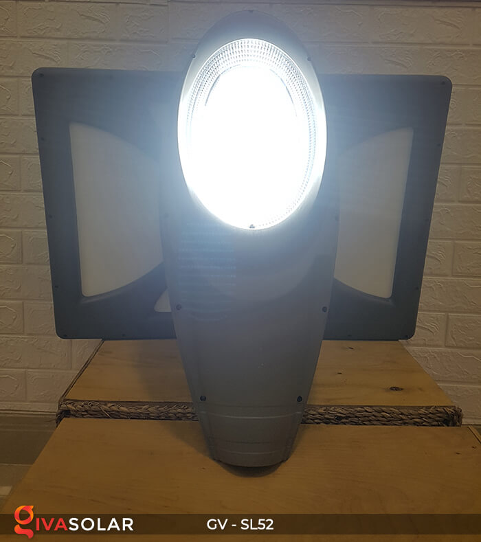 Set đèn đường chạy năng lượng mặt trời GV-SL52 5