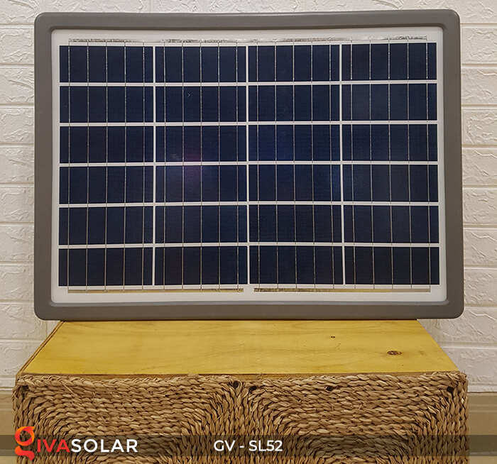 Set đèn đường chạy năng lượng mặt trời GV-SL52 9