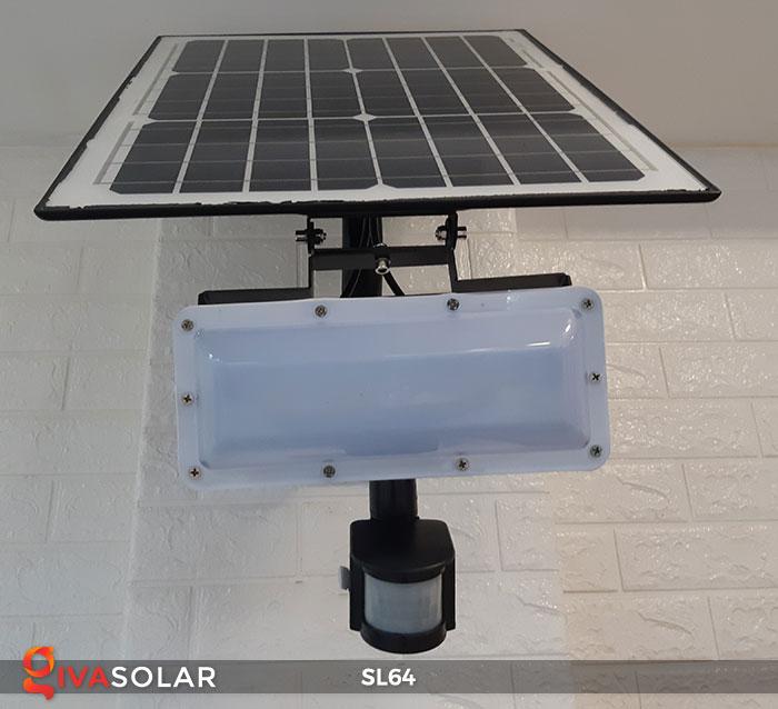 Đèn đường LED năng lượng mặt trời GV-SL64 1