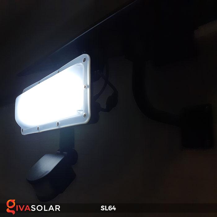 Đèn đường LED năng lượng mặt trời GV-SL64 14