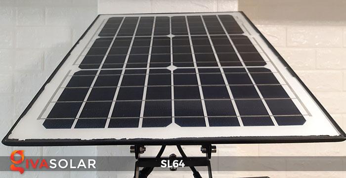 Đèn đường LED năng lượng mặt trời GV-SL64 17