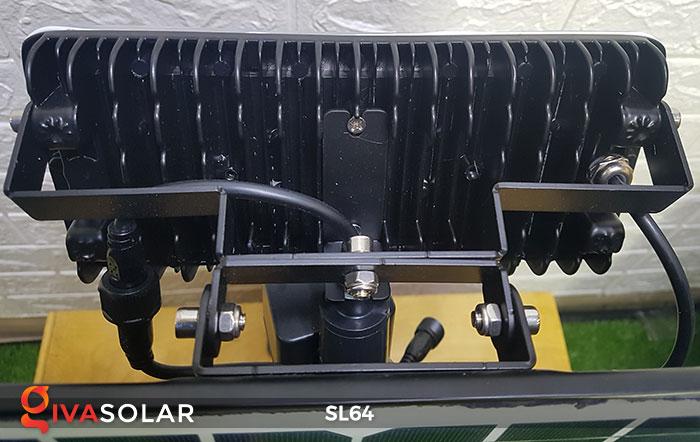 Đèn đường LED năng lượng mặt trời GV-SL64 18