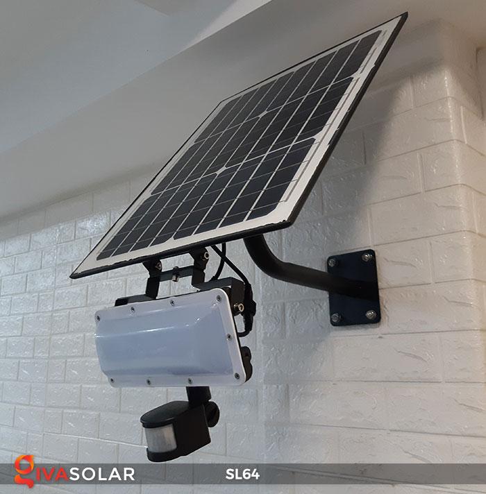 Đèn đường LED năng lượng mặt trời GV-SL64 2