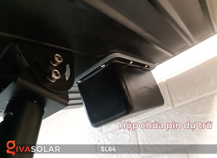 Đèn đường LED năng lượng mặt trời GV-SL64 22