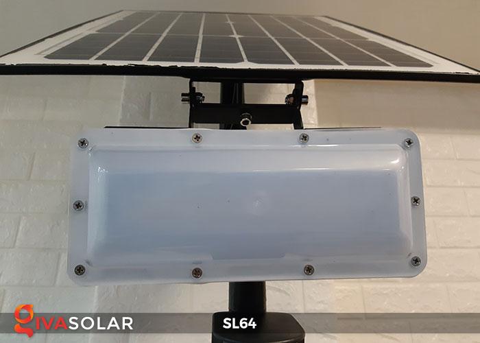 Đèn đường LED năng lượng mặt trời GV-SL64 25