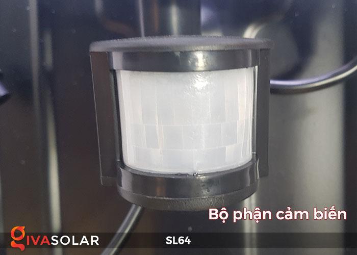 Đèn đường LED năng lượng mặt trời GV-SL64 26