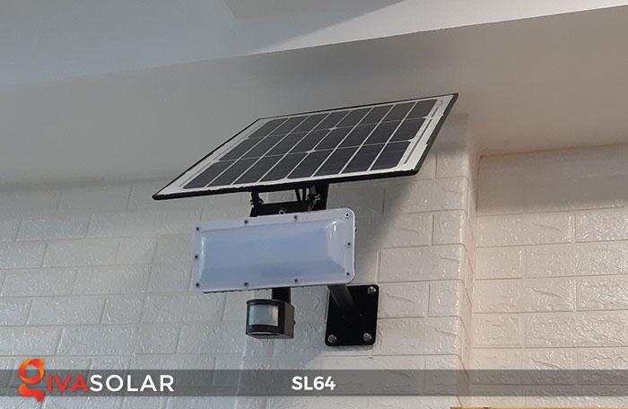 Đèn đường LED năng lượng mặt trời GV-SL64 3