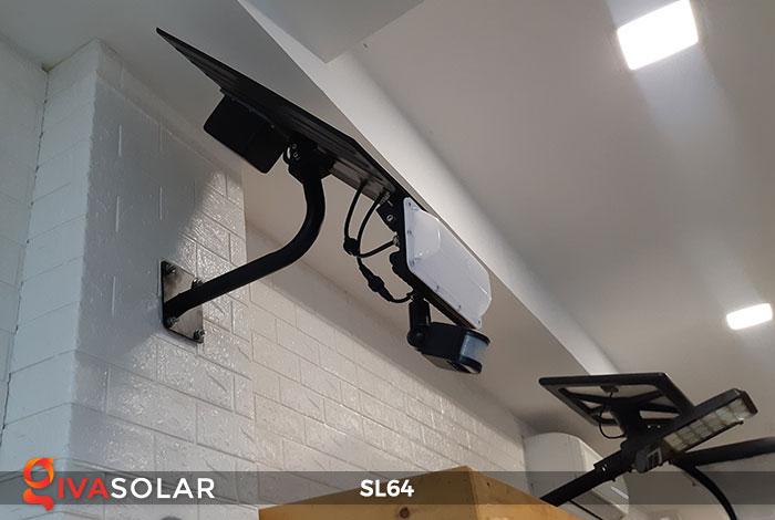 Đèn đường LED năng lượng mặt trời GV-SL64 5