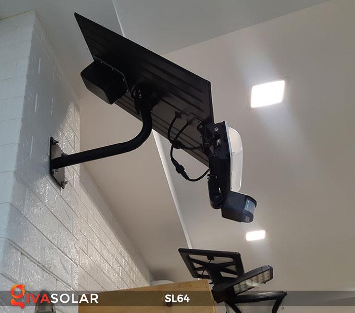 Đèn đường LED năng lượng mặt trời GV-SL64 6