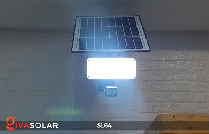 Đèn đường LED năng lượng mặt trời GV-SL64 7