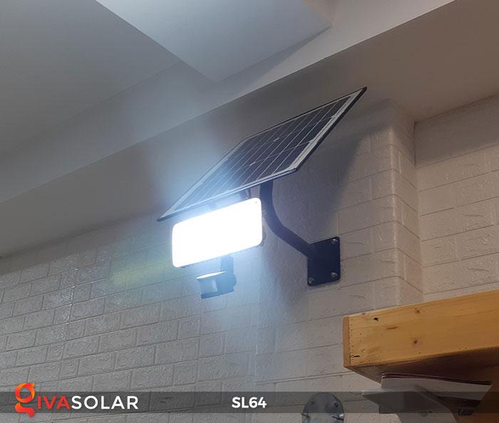 Đèn đường LED năng lượng mặt trời GV-SL64 9