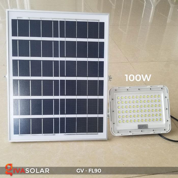 Đèn pha năng lượng mặt trời GV-FL90 10