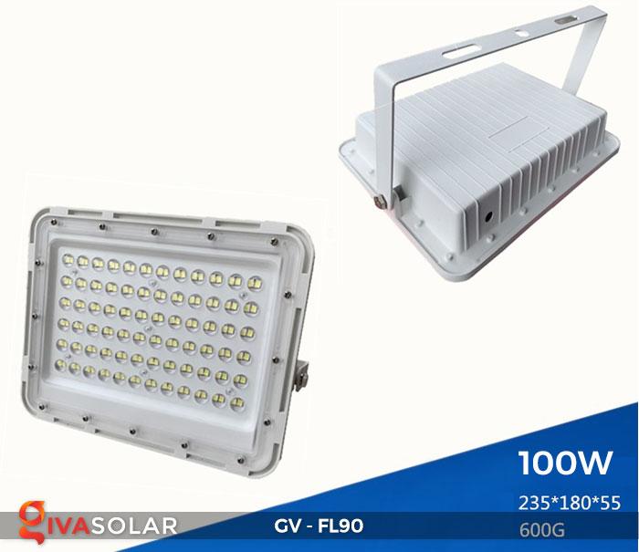 Đèn pha năng lượng mặt trời GV-FL90 3