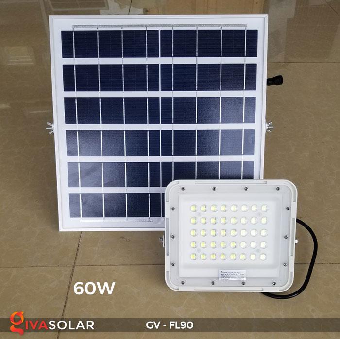 Đèn pha năng lượng mặt trời GV-FL90 5