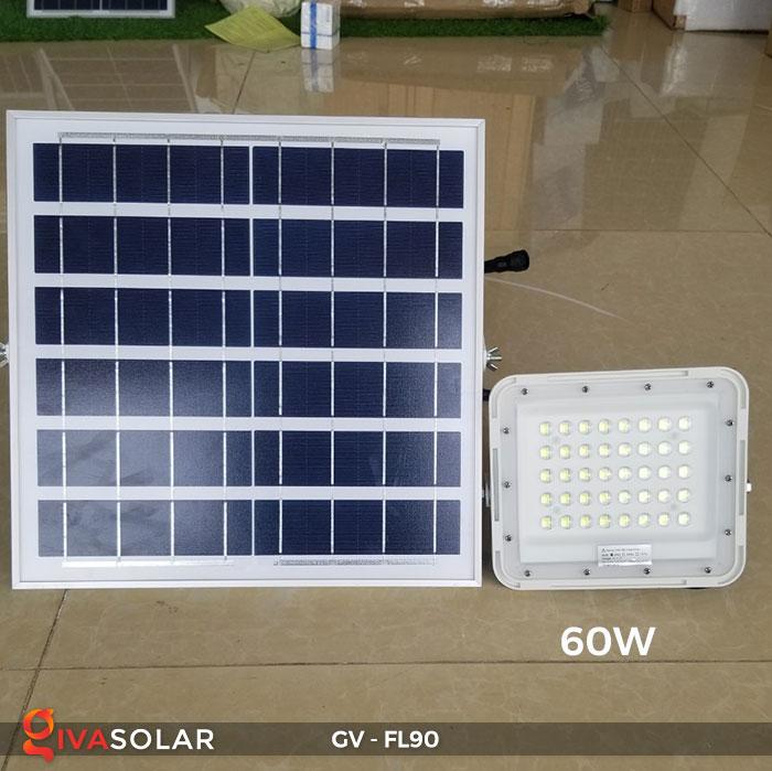 Đèn pha năng lượng mặt trời GV-FL90 6
