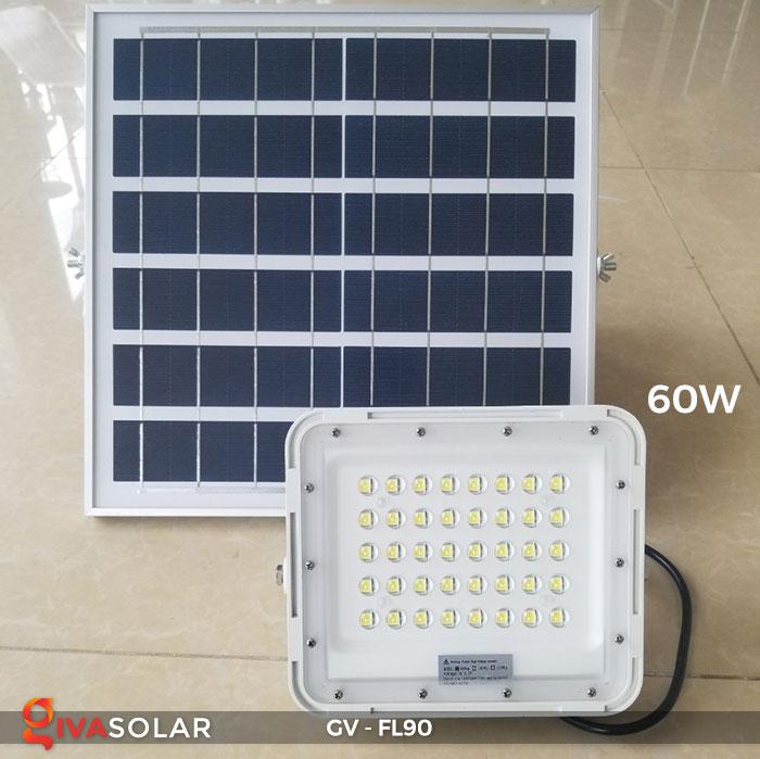 Đèn pha năng lượng mặt trời GV-FL90 7