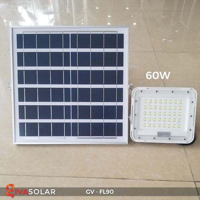 Đèn pha năng lượng mặt trời GV-FL90 8