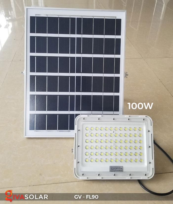 Đèn pha năng lượng mặt trời GV-FL90 9