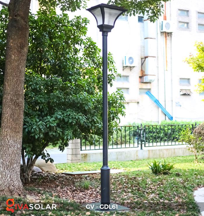 Đèn năng lượng mặt trời chiếu sáng sân vườn GV-GDL61 13