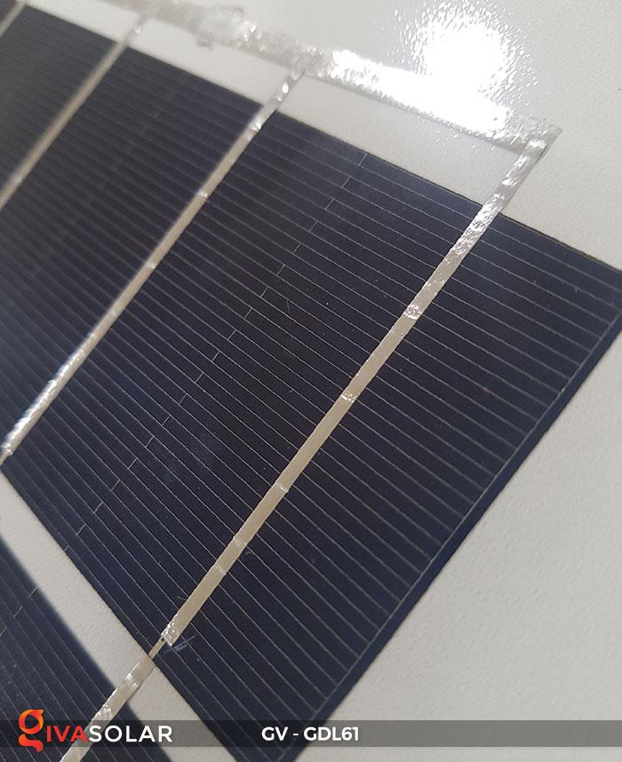 Đèn năng lượng mặt trời chiếu sáng sân vườn GV-GDL61 7