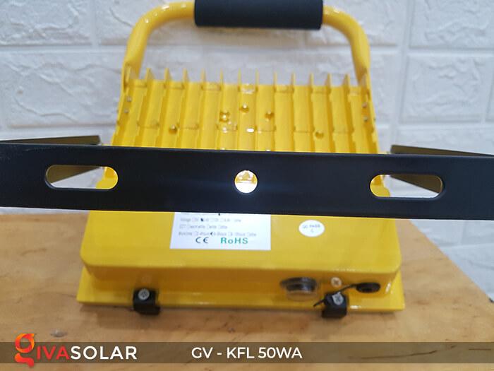 Đèn Pha Sạc điện GV-KFL-50WA 7
