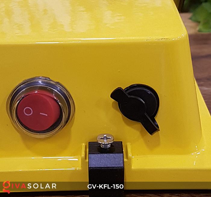 Đèn pha sạc LED COB GV-KFL-150 10