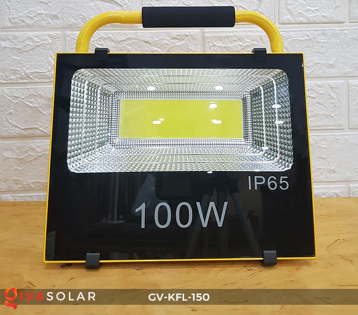 Đèn pha sạc LED COB GV-KFL-150 5