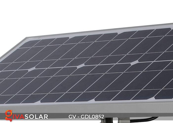 Đèn sân vườn trụ cao năng lượng mặt trời GV-GDL0852 7