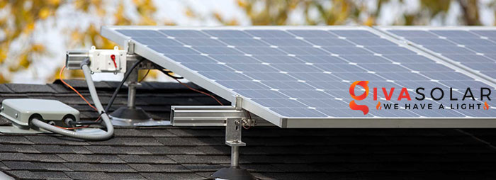 lắp đặt hệ thống điện mặt trời trên mái nhà 2