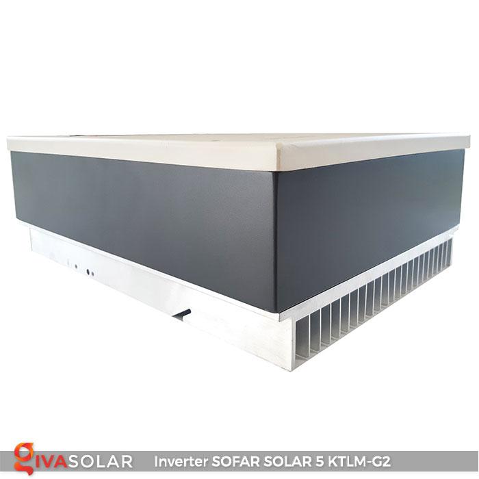 Bộ biến tần Inventer hòa lưới 5KW SOFAR SOLAR 5KTLM-G2 2
