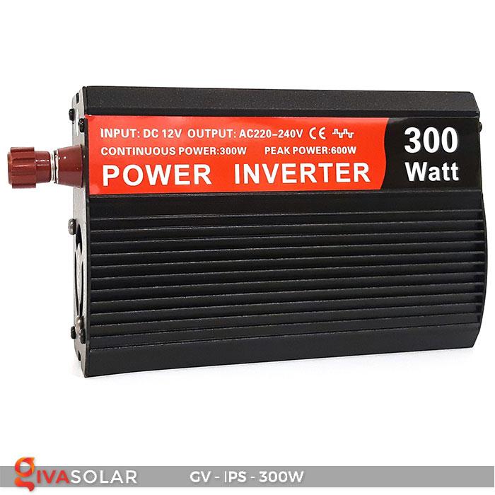 Bộ chuyển đổi nguồn điện Inverter GV-IPS-300W 2