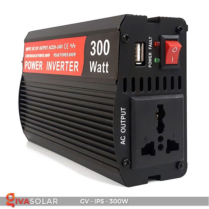 Bộ chuyển đổi nguồn điện Inverter GV-IPS-300W 3