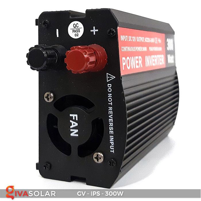 Bộ chuyển đổi nguồn điện Inverter GV-IPS-300W 4