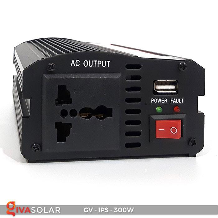 Bộ chuyển đổi nguồn điện Inverter GV-IPS-300W 6