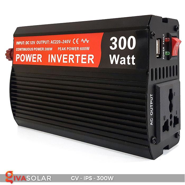 Bộ chuyển đổi nguồn điện Inverter GV-IPS-300W 7