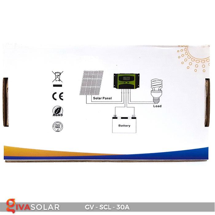 Bộ điều khiển sạc năng lượng mặt trời SCL-30A 9