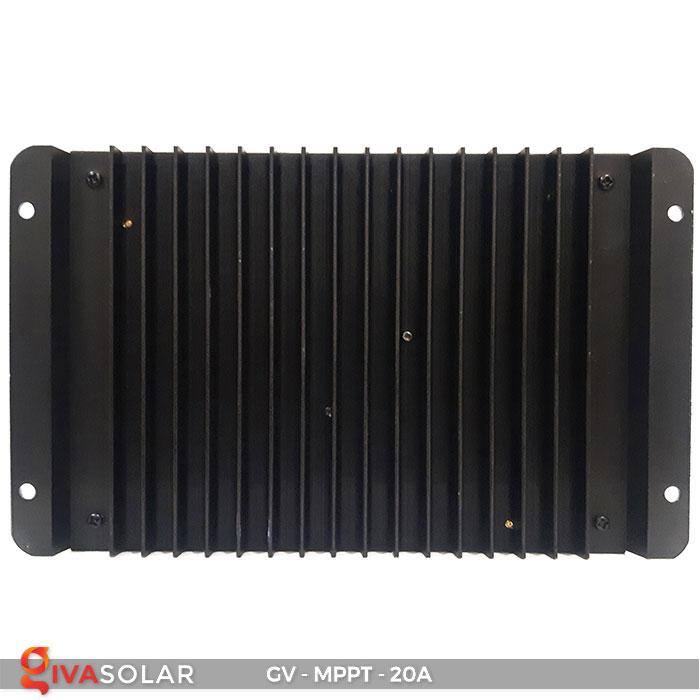 Điều khiển sạc năng lượng mặt trời MPPT 20A 5