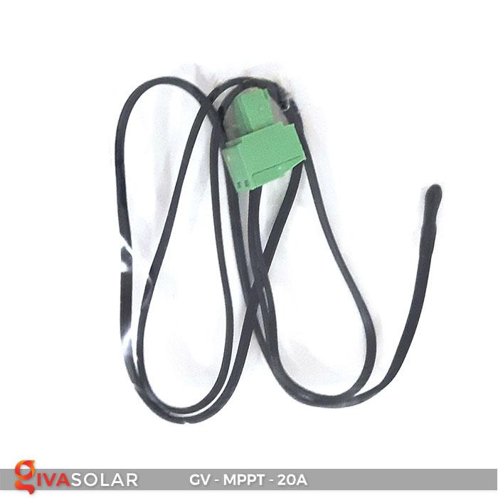 Điều khiển sạc năng lượng mặt trời MPPT 20A 6