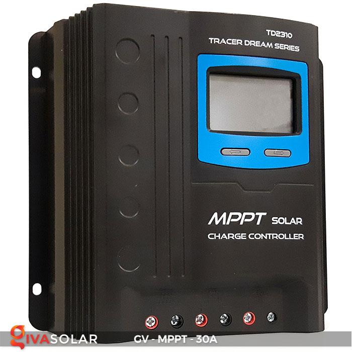 Bộ điều khiển sạc năng lượng mặt trời MPPT 30A 2