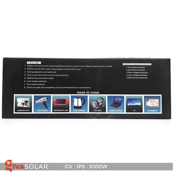 Bộ kích điện inverter IPS 1000W 10