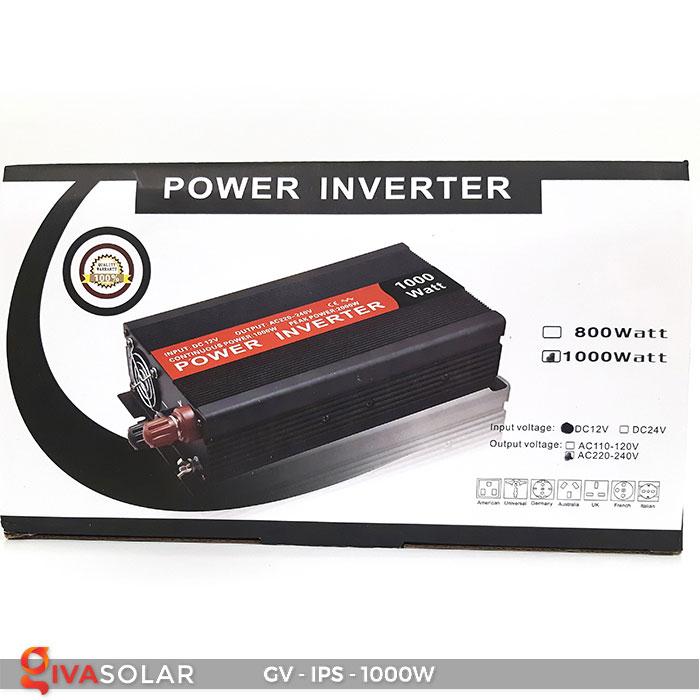 Bộ kích điện inverter IPS 1000W 9