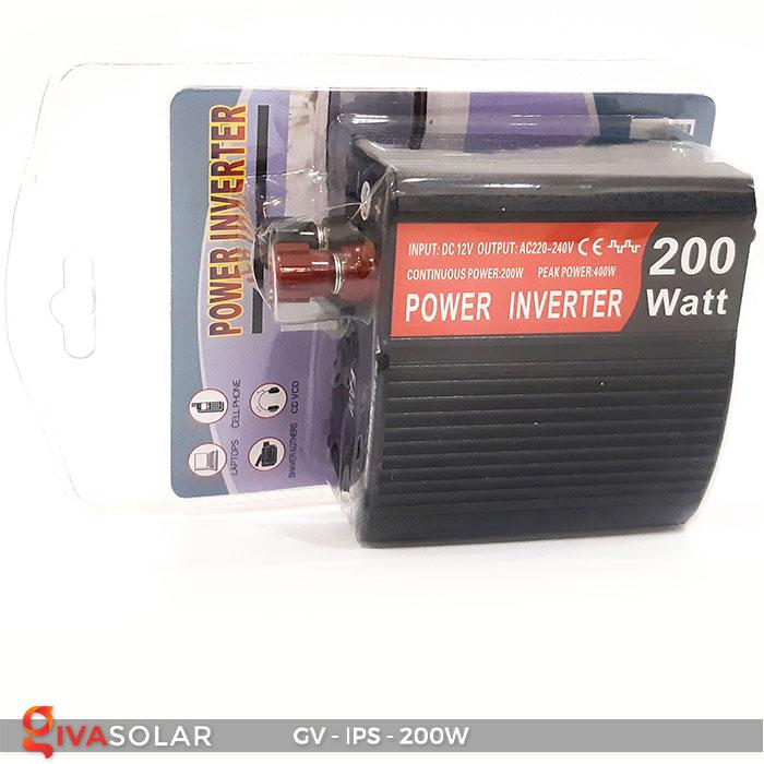 Bộ kích điện Inverter GV-IPS-200W 1