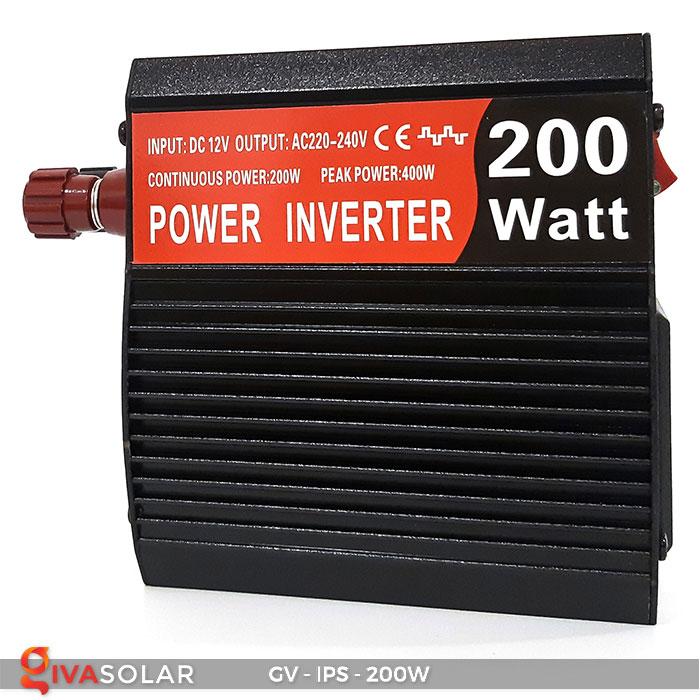 Bộ kích điện Inverter GV-IPS-200W 3
