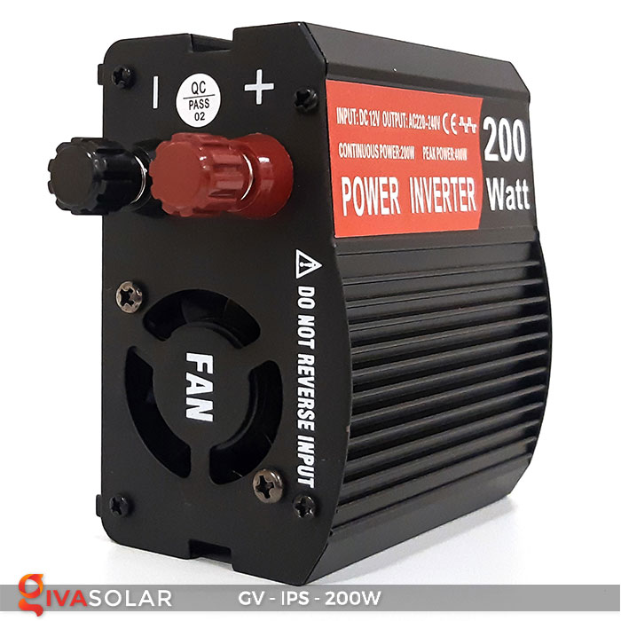 Bộ kích điện Inverter GV-IPS-200W 6