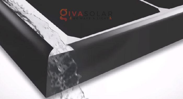 Các tấm pin mặt trời có chống thấm nước không 2