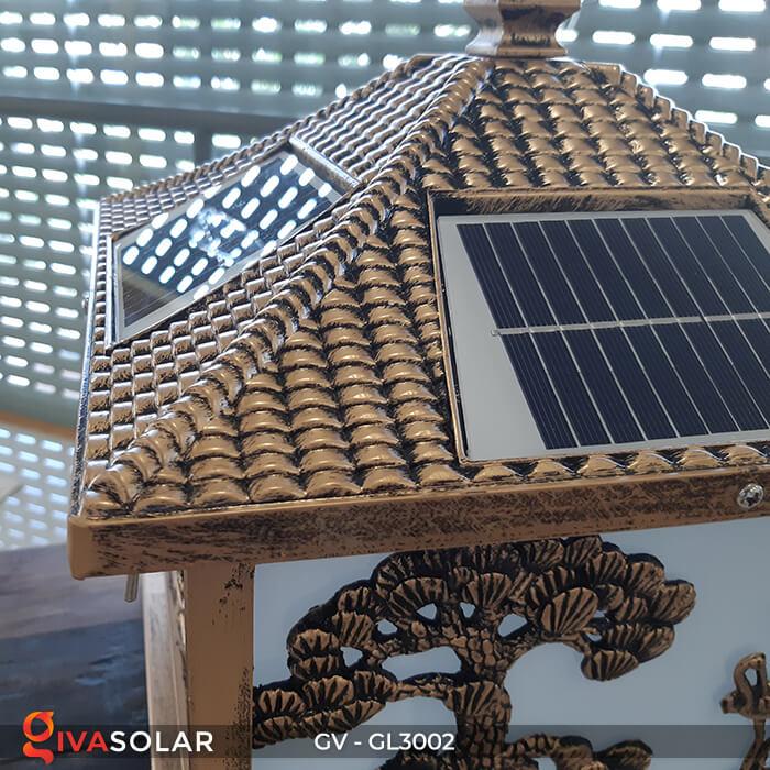 Đèn cổng năng lượng mặt trời GV-GL3002 11