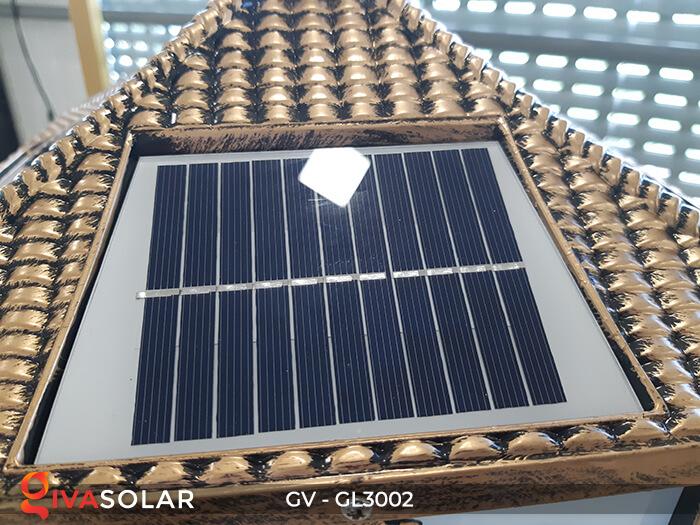 Đèn cổng năng lượng mặt trời GV-GL3002 12