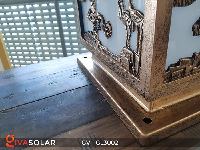 Đèn cổng năng lượng mặt trời GV-GL3002 13