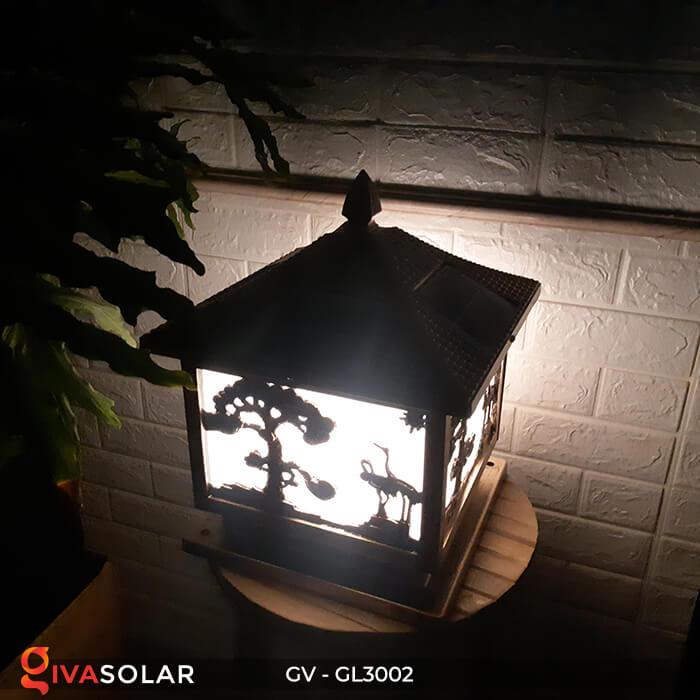 Đèn cổng năng lượng mặt trời GV-GL3002 15